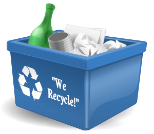 Recycling Bin - Local Recycling Resources - Call toll free (888) 413-5105 for a free quote on recycling dumpster rentals, roll off dumpster rentals, and commercial dumpsters in your area.