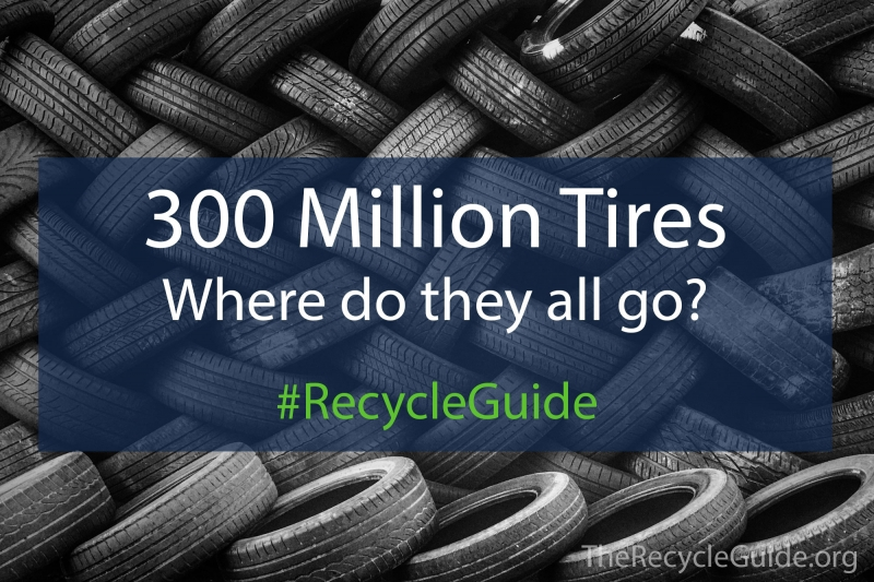 Tire Recycling | Recycle Guide